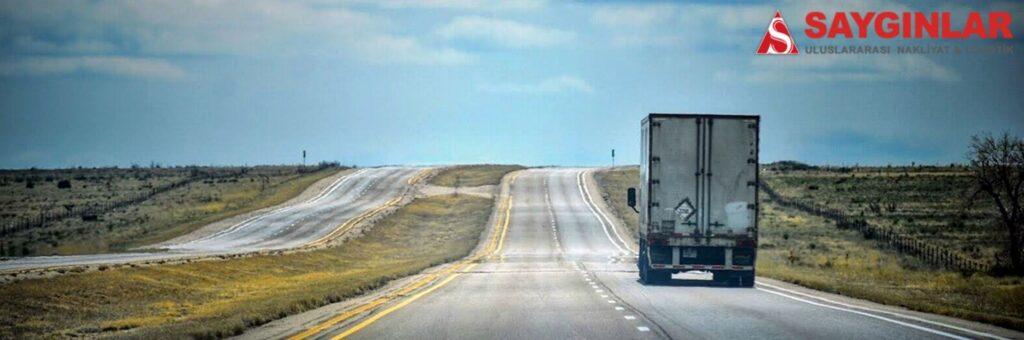 karayolu taşımacılık saygınlar
